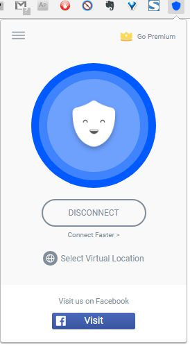 Betternet Unlimited Free VPN Proxy